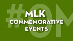 MLK Commemorative Events