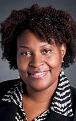 dr. maya clark headshot